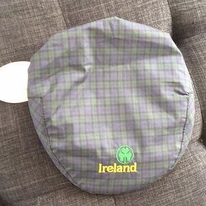 Ireland Brimmed Checkered Cap Hats of Ireland